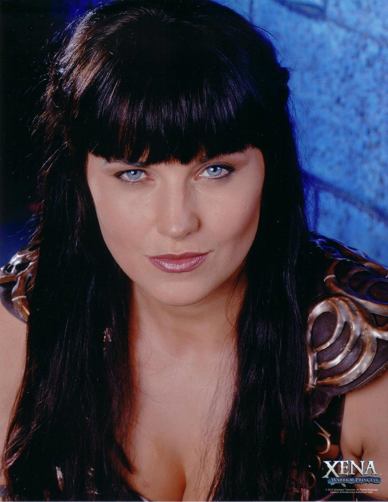 Lucy Lawless - Scream queen
